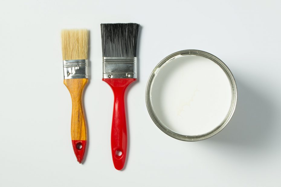 ROT-avdrag för målning